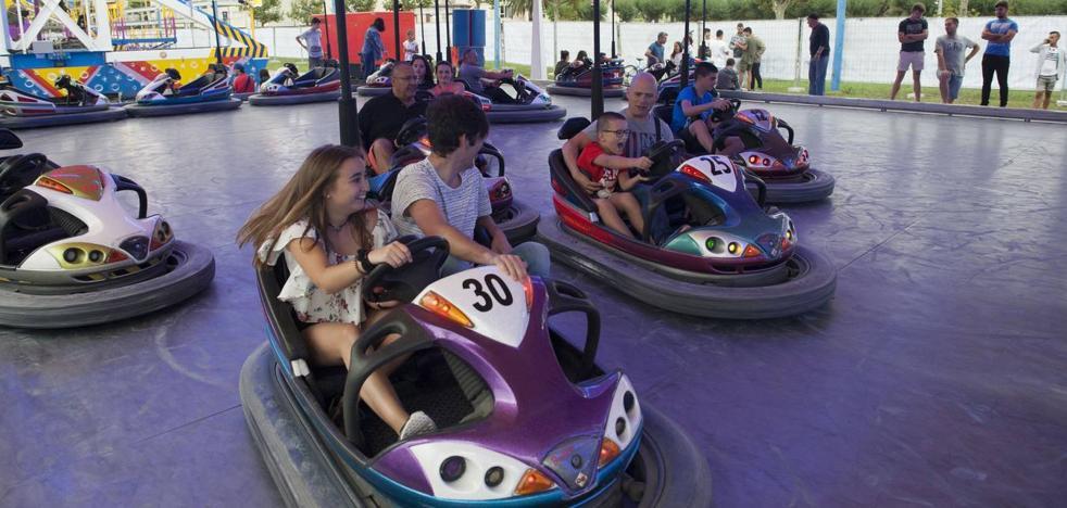 Las ferias se inauguran este viernes en el aparcamiento de los Campos de Sport