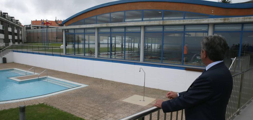 Suances estrena gimnasio y cubierta para la piscina climatizada