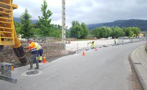 Los Corrales adjudica tres obras por más de 500.000 euros
