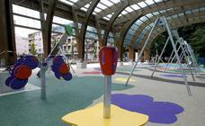 El nuevo parque, de cerca