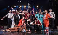 El circo Quimera estrena 'Vintage', un viaje por la historia del espectáculo