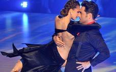 David Bustamante y Yana Olina, sorprendidos mientras se besaban