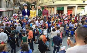 Las calles de Santander ya huelen a fiesta