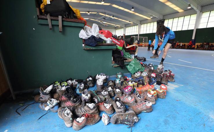 Trescientos niños evacuados en Rionansa por las lluvias