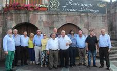 Comida-homenaje a Pepín Fernández en Potes