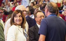 Caras cántabras en el congreso popular