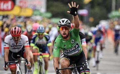 Sagan 'vuela' hacia su sexto título por puntos