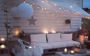 Prepara tu balcón para el verano y disfruta del calor