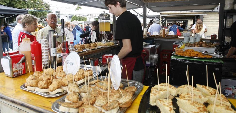 Las Casetas Taurinas y la Feria de la Gastronomía se suman a la Semana Grande