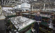 Edscha cumple 40 años con auge de producción
