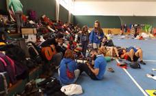 Los campamentos infantiles evacuados en Rionansa vuelven a la normalidad