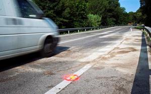 Cuatro muertos y dos heridos graves en un accidente de tráfico en Girona