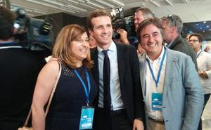 La victoria de Casado aúpa a Diego Movellán y Urrestarazu en Génova