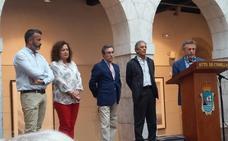 Las 'Sutilezas' pictóricas de Juan Díaz se suman este verano al espacio de El Espolón