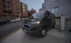 La DGT comienza este lunes una campaña de control a furgonetas durante cinco días