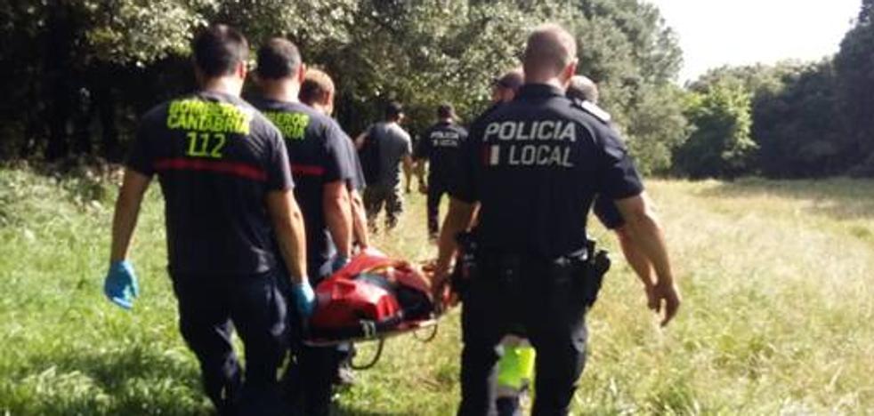 Atendidas dos mujeres heridas en Cabezón y Santoña