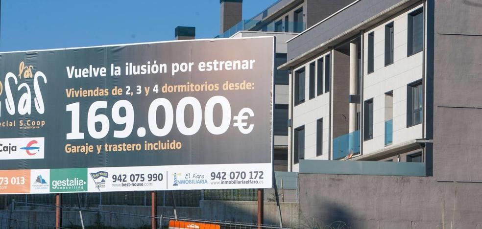 Servihabitat sitúa a Cantabria a la cabeza del país en compraventa de viviendas