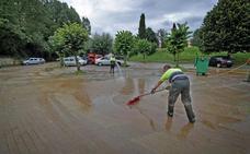 Santillana encarga un informe para pedir la declaración de zona catastrófica tras la inundación del sábado