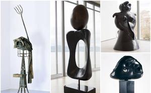 La familia de Miró cede cuatro obras a Santander y al Centro Botín