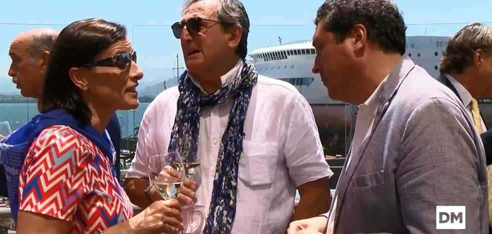 El Diario Montañés estrena La Terraza de la Semana Grande