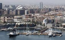El alquiler ilegal de barcos-apartamento se extiende por la costa Española