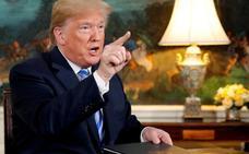 Trump se enfrenta a Irán