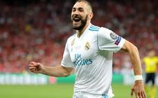 Benzema quiere recuperar los goles que deja Cristiano