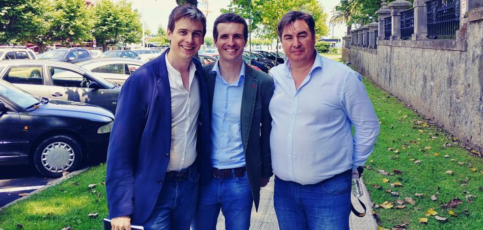 El exconcejal de Santander Juan Corro será secretario ejecutivo de Pablo Casado
