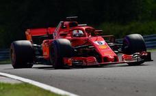 Vettel, en busca de la redención