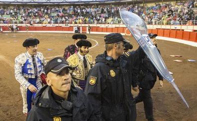 Alejandro Marcos redime el festejo