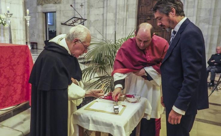 El obispo preside en la Catedral la clausura del proceso para declarar 79 mártires