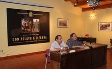 José Ramón Saiz presenta en Camaleño su libro 'Pelayo. Liébana, un reino entre montañas'