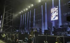 La organización informó pasadas las 23.30 para que la responsabilidad de la anulación sea del artista