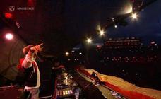 David Guetta consigue llegar a tiempo a su cita con el Tomorrowland de Bélgica