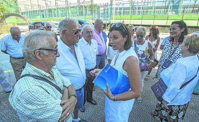 Comienza la reforma del Centro Cívico de La Marga