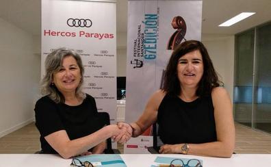Hercos Parayas-Audi colabora en el ciclo de 'Proyecciones y coloquios' del FIS