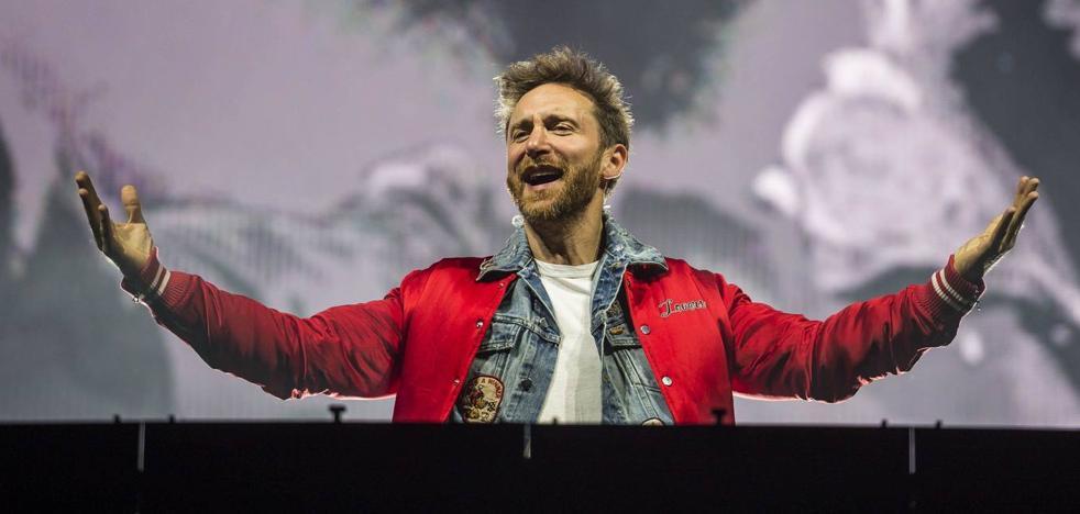 La organización del concierto asegura que pagó hace un mes todo el caché a Guetta