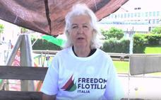 La cántabra Lucía Mazarrasa, entre los detenidos por Israel en la Flotilla de la Libertad