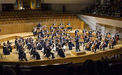 Tchaikovski y Beethoven, primeros sonidos del FIS que abre la Orquesta Sinfónica RTVE