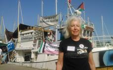 Liberada la cántabra detenida por Israel junto a la Flotilla de la Libertad