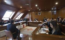 Apagón informativo en los juzgados de Cantabria por la sentencia de 'La Manada'