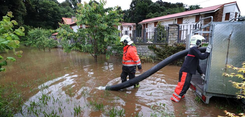 La Federación de Municipios solicita las primeras ayudas por las recientes inundaciones