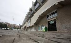 Las aceras alrededor de los Campos de Sport de El Sardinero serán blancas y verdes