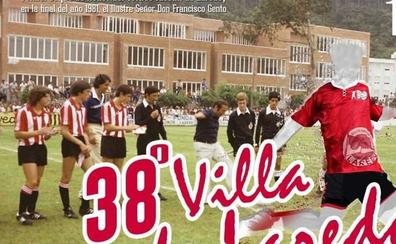 Real Madrid, Betis, Athletic y Racing participan en el Villa de Laredo que arranca este viernes