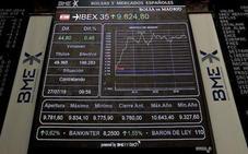 El miedo a una guerra comercial arrebata al Ibex los 9.700 puntos