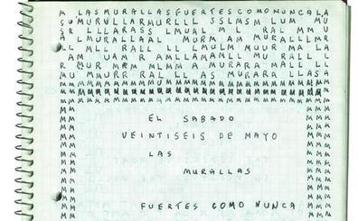 'José Luis Castillejo y la escritura moderna' recala este viernes en el Palacete