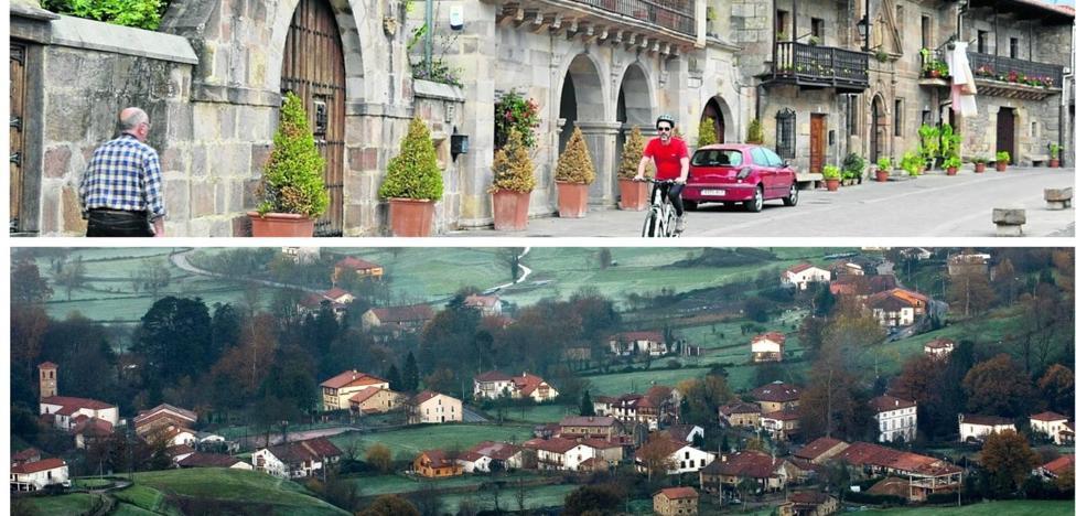 Riocorvo y Esles optan a ser Pueblo de Cantabria 2018