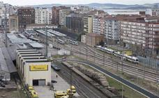 Adif cortará la circulación de trenes en la estación de Santander este fin de semana