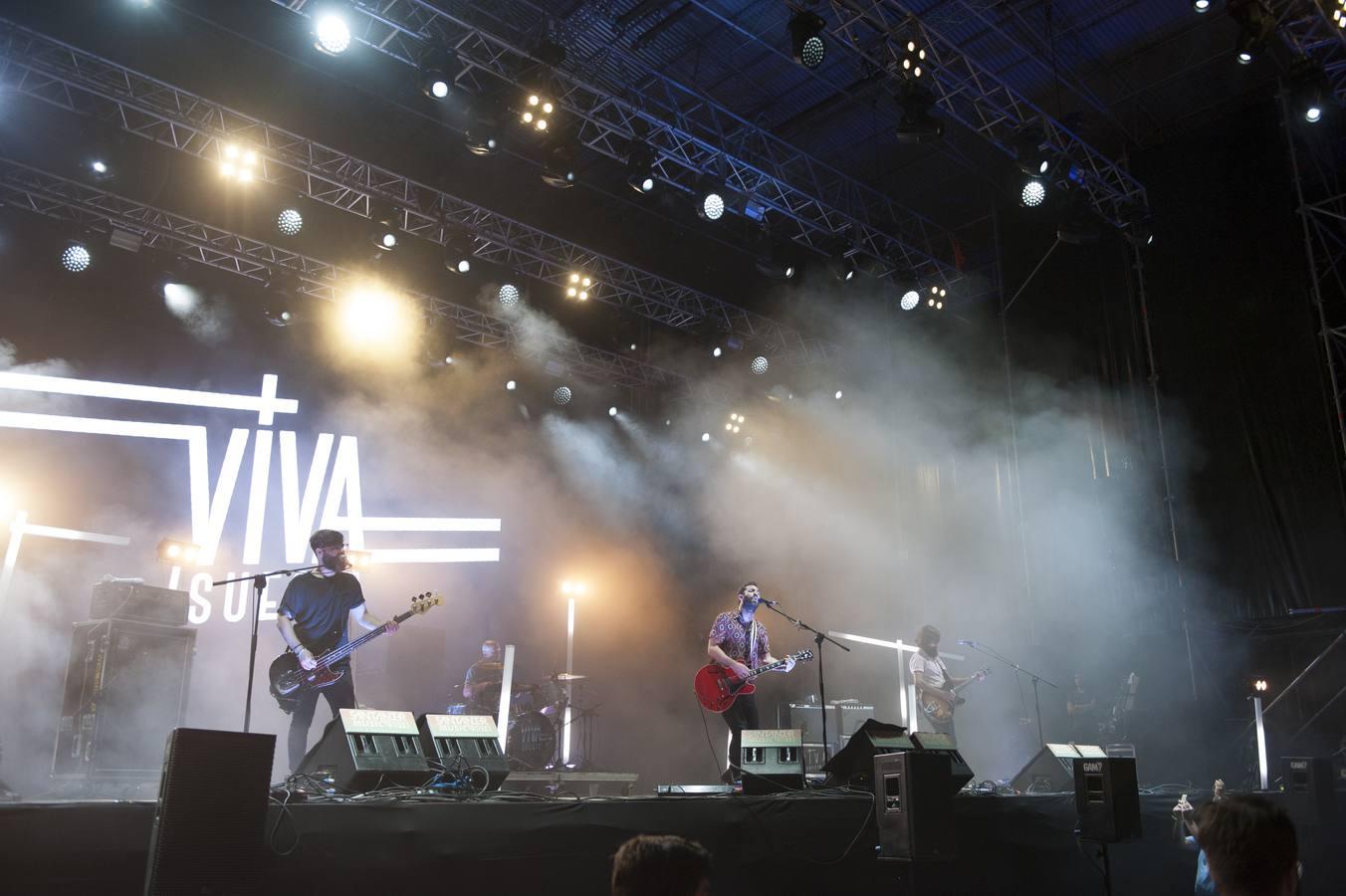 Velocidad de crucero en el Santander Music Festival