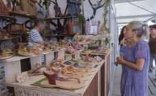 La Feria de Artesanía de Santander reúne en La Porticada 34 puestos